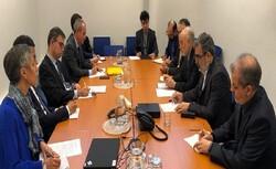 صالحی با رئیس سازمان انرژی اتمی فرانسه دیدار کرد