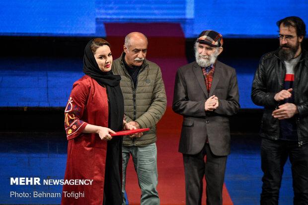 Last day of Fajr International Film Festival