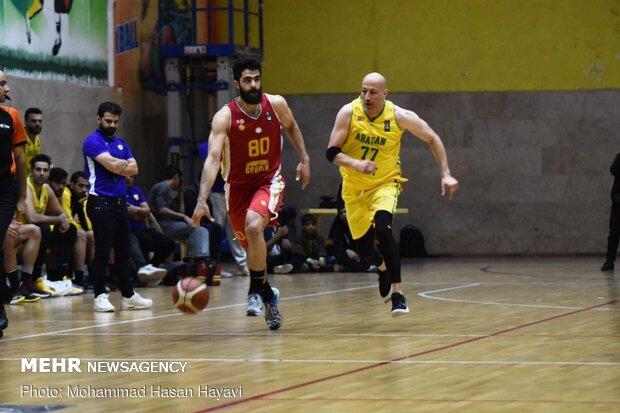 آغاز لیگ بسکتبال با برتری شهرداری گرگان
