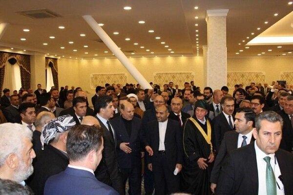 İslam Devrimi 41. zafer yıldönümü IKBY'de kutlandı