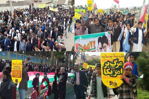 فجر سلیمانی در پایتخت وحدت ایران اسلامی