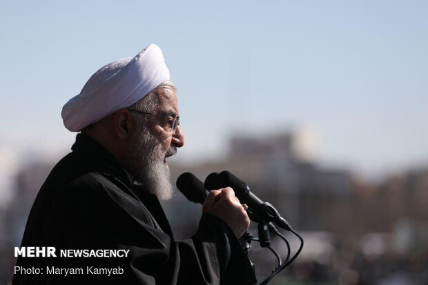 US has been dreaming of return to Iran in past 41 years: Rouhani