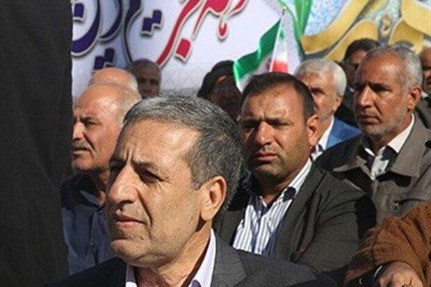 حضور حماسی مردم نشان از حمایت قاطع از آرمانهای انقلاب است