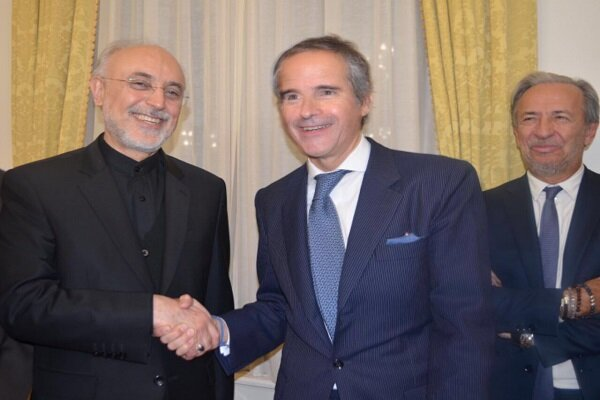 IAEA chief felicitates 41st Islamic Revolution victory anniversary