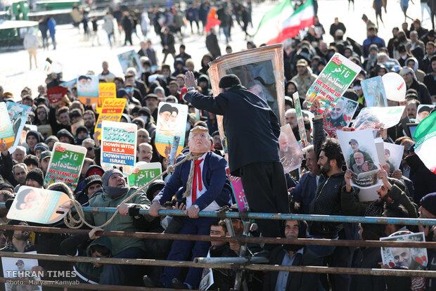 Iran marks 41st anniversary of Islamic Revolution