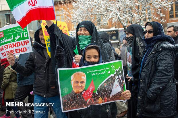 راهپیمایی باشکوه ۲۲بهمن - ارومیه