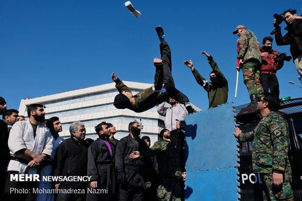 راهپیمایی باشکوه ۲۲بهمن - تهران (6)
