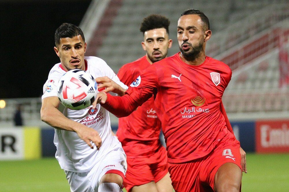 Acl 2020 Iran S Persepolis Fall Short Against Al Duhail Of Qatar Tehran Times