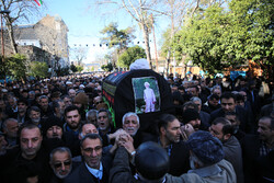 Funeral processions of senior cleric held in Mazandaran