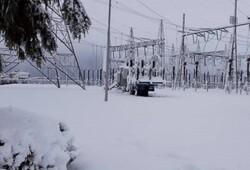 مشکل قطعی برق ۹۳ روستای کوهستانی گلستان برطرف شد
