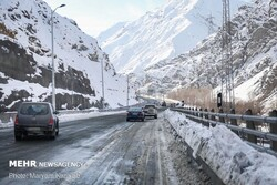 1st section of Tehran-Shomal freeway opens for trial use