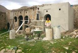 یک خانه تاریخی کازرون در دست مرمت قرار گرفت