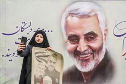 تبریز میں شہید سلیمانی کے چہلم کی تقریب منعقد ہوئی