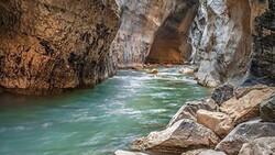 """پلدختر میں واقع """" واشیان """"  آبشار کا مجازی سفر"""