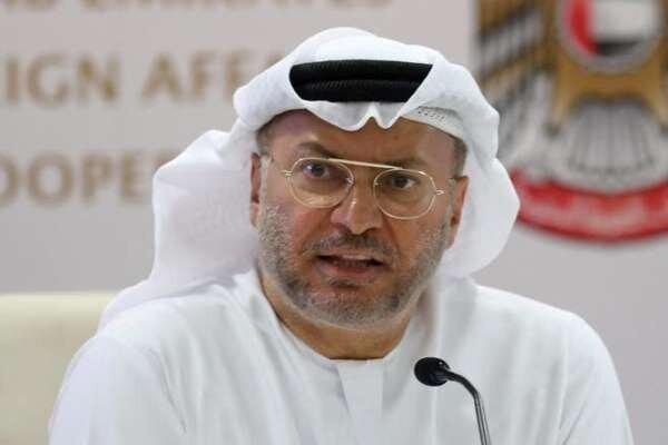 مقام اماراتی با نماینده سازمان ملل در امور سوریه گفتگو کرد