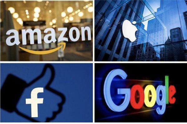 تحقیقات از فیس بوک، آمازون، اپل و گوگل برای خرید شرکت های کوچک