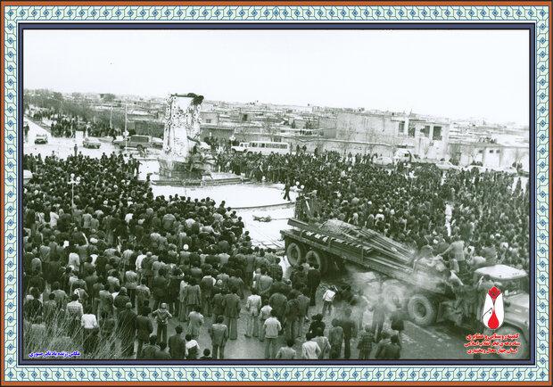 تصاویر قدیمی از پیروزی انقلاب در شهرکرد