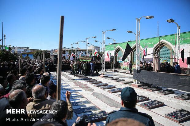 Funeral processions of senior cleric held in Mazandaran
