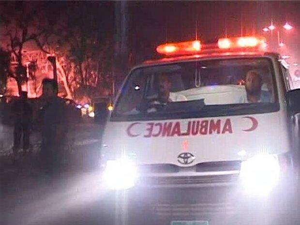 کراچی میں ڈاکوؤں نے ایمبولینس کے ڈرائیورکو لوٹ لیا