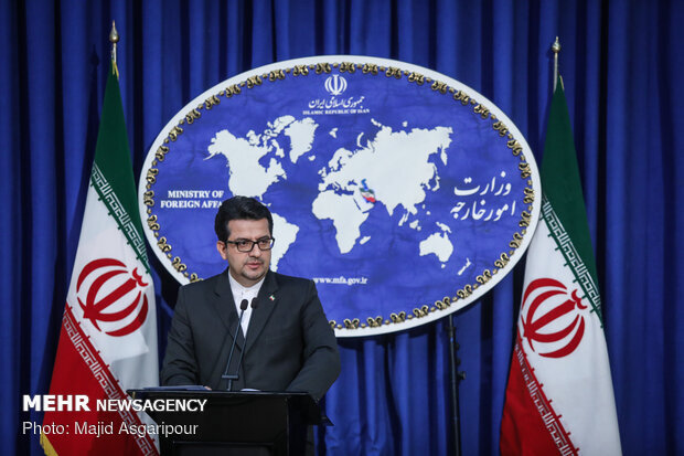 Iran to give crushing response to any stupid move by Zionist regime: FM spox