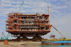 Two SP offshore platforms to be installed soon