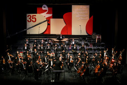 اجرای ارکستر سمفونیک صدا و سیما