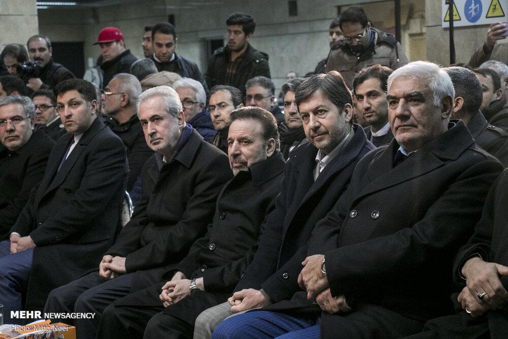 سفر رئیس دفتر رئیس جمهور به تبریز