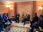 دیدار ظریف با گروه الدرز, ظریف, کنفرانس امنیتی مونیخ