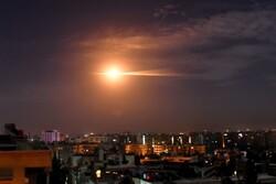 Suriye ordusu İsrail'in füze saldırısını önledi