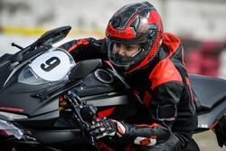 Female motor racing event in Tehran