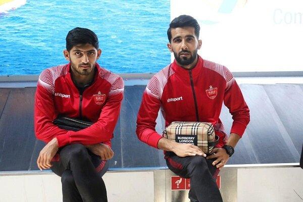 کاروان تیم پرسپولیس در امارات اسکان یافت