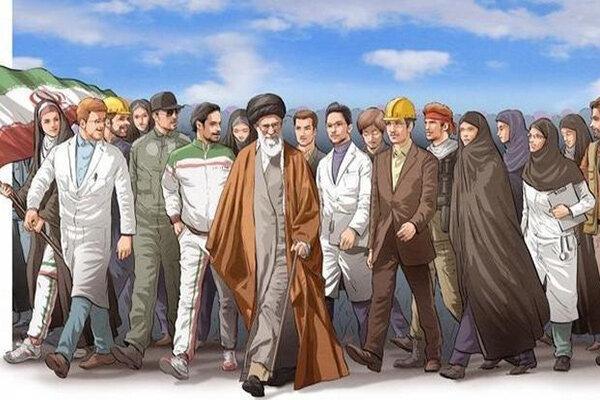 لبیک گروههای جهادی به رهبر انقلاب منتشر شد