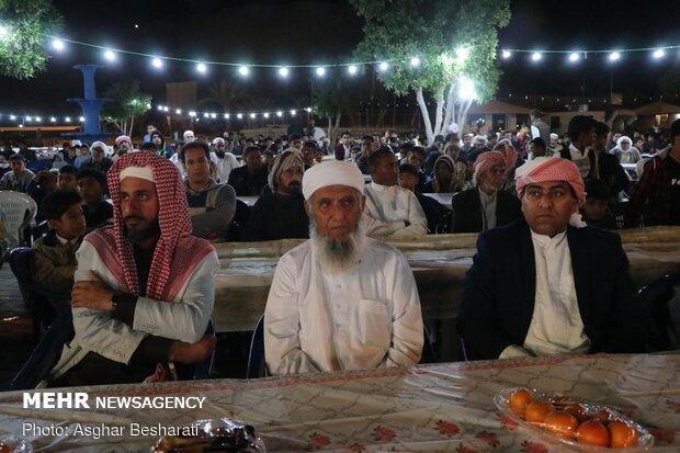 جشن ازدواج ۲۲ زوج جوان قشمی