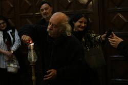 «کابوسهای مرد مشکوک» در سنگلج افتتاح شد