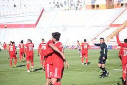 تراکتور برابر تیم فوتبال نود ارومیه به پیروزی رسید