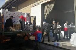 کمکهای غیر نقدی گرمساریها به سیستان بلوچستان ارسال شد