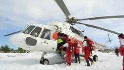 امدادرسانی به ۴۸ هزار هموطن گرفتار در برف و کولاک
