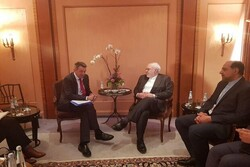 ICRC chief, FM Zarif hold talks on humanitarian coop.