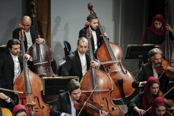 Tahran Senfoni Orkesrtası'ndan muhteşem konser