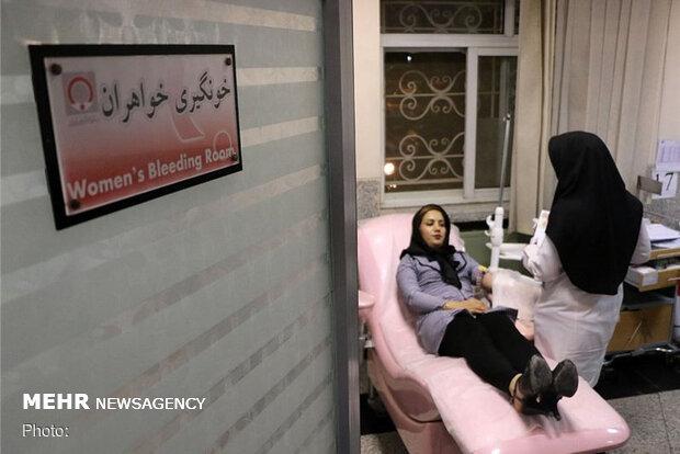 زنها بیشترین مصرفکننده خون و کمترین اهداکنندگان در استان سمنان