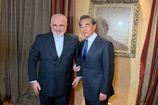 Iran FM meets with Chinese, Croatian, Omani counterparts