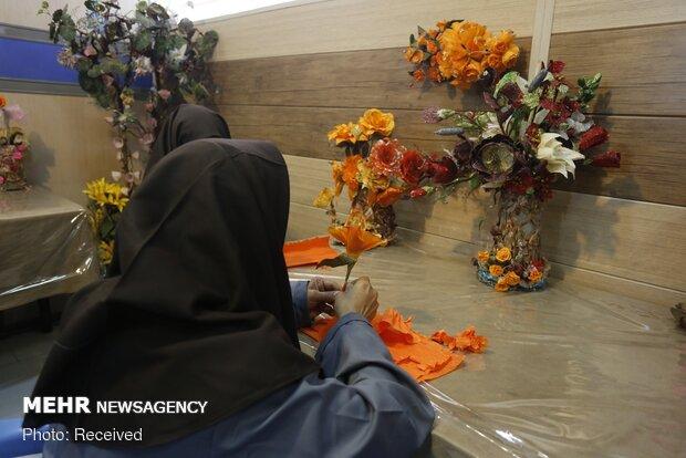 بازدید رئیس قوه قضائیه از زندان زنان