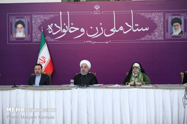 """Iranian Women"" meeting on birthday anniv. of Hazrat Fatemeh (PBUH) held in Tehran…"