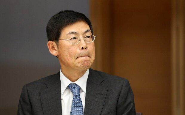 رئیس هیات مدیره سامسونگ استعفا کرد