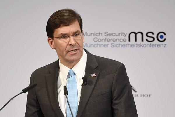 وزیردفاع آمریکا در نشست مونیخ چین را هدف حملات تند قرار داد