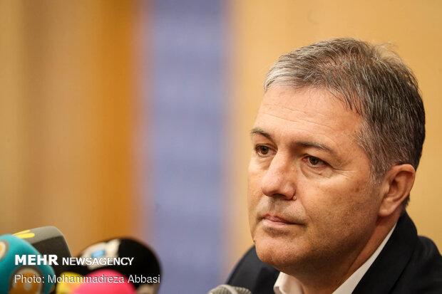 Skocic 'optimistic' about ending Team Melli's current 'bad position'