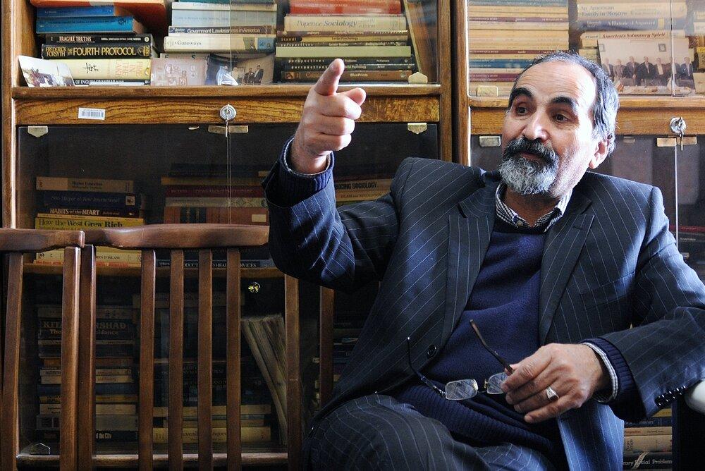 جامعه ایرانی میل به معاصریت دارد/مشروطه یک پدیده مدرنایرانی است
