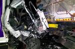 مرگ جوان ۱۹ ساله در تصادف جاده خاوران