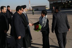 Judiciary chief visits Kerman prov.