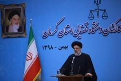 رئيس السلطة القضائية: الشعب الايراني هو المنتصر في الانتخابات البرلمانية الاخيرة